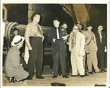 Vintage Texas State Fair Musical Theater Press Photo