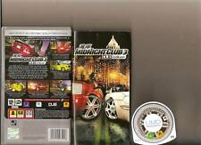 MIDNIGHT CLUB 3 DUB EDITION SONY PSP HANDHELD RACING
