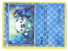 JUMBO POKEMON CARD HYPER 3-D 2011 - 's OSHAWOTT  200 HP Attak 100 -