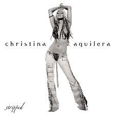 CHRISTINA AGUILERA- STRIPPED (CD 2002) DIRRTY BEAUTIFUL