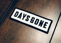 Days Gone PS4 Collector's Limited Edition Patch (No Game!) Sony Bend Studios