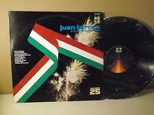 """Juan Torres y su Organo Melodico """"Vol.25"""" El tranchete"""" Lindas mexicanas"""" LP VG+"""