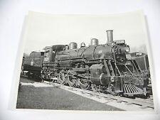 Photo Railway 1905 Canadian National 4-6-2 Pacific Type Steam Locomotive. #5529