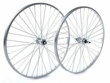 Tru-build Wheels 26 x 1.75 Rear Wheel Alloy hub Silver screw on Silver 26 inch