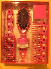Hair Care Comb Brush Combination Set 13 Pieces Styling Grooming Multicolored Ne