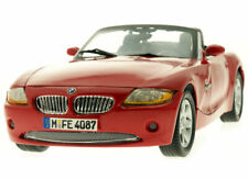 BMW Z4 Red scale 1:18 From Motormax