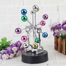 Colorful Balls Kinetic Ferris Wheel Perpetual Motion for Office Desk Home Decor