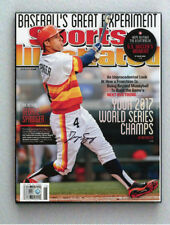Framed Houston Astros 2014 Sports Illustrated Cover 2017 World Series Prediction