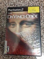 New listing Da Vinci Code (Sony PlayStation 2, 2006)