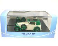 MG F Magma Salonette (green/white) 1933