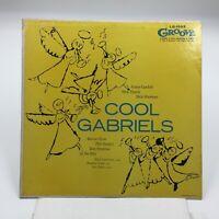 Andy Warhol Art COVER    COOL GABRIELS  Self-Titled   1956 Groove LG-1003 PROMO