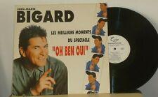 "JEAN   MARIE    BIGARD    "" Oh ben oui""       LP"