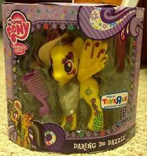SDCC 2015 Comic Con Exclusive Hasbro My Little Pony Daring Do Dazzle Figure MIB