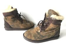Australia Luxe Collective Men's Montana Forest Boot. Size 10.