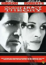 Conspiracy Theory [New DVD] Full Frame, Subtitled, Widescreen, Ac-3/Dolby Digi