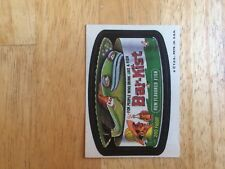 1974 TOPPS SERIES 6 WACKY PACKAGES PACK TAN BACK STICKER BAR-KIST NEED A DRINK