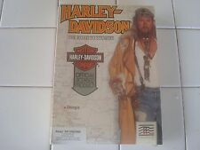 Harley-Davidson:The Road to Sturgis For Amiga, New Factory Sealed, Mindscape