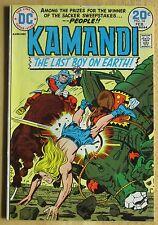 "DC Comics ""KAMANDI"" THE LAST BOY ON EARTH  # 14, Photos Show Good Condition"