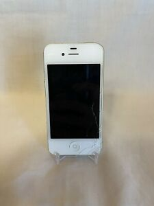 Apple iPhone 4 8GB White Model A1349 For Parts