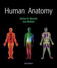 Human Anatomy by Jon Mallatt and Elaine N. Marieb (2000, CD-ROM / Paperback)