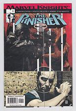 Punisher #1-20 Set Marvel Knights 2002 Ennis Frank Castle Daredevil Netflix