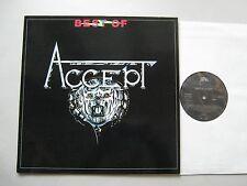 Accept: Best of accept LP NEAR MINT