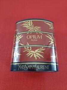 Yves Saint Laurent OPIUM Perfume Parfum 15ml 1/2oz New Old Stock SEALED