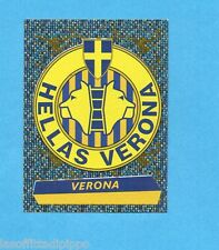 PANINI CALCIATORI 2000/2001- Figurina n.385- VERONA - SCUDETTO/BADGE -NEW