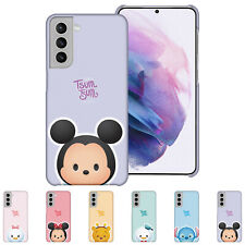 DISNEY Cute Mickey Hard Cover for Galaxy S21 S20 Note20 Ultra Note10 Plus Case