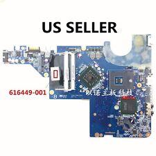 """616449-001 HP Compaq CQ42 CQ62 CQ72 G72  Intel GM45 Motherboard, US Loc,""""A"""