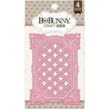 "BoBunny Frame Dies 3""X4"" - Lattice"