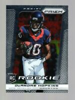 2013 PANINI PRIZM DEANDRE HOPKINS RC #225 TEXANS