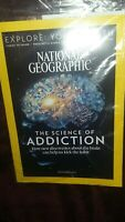 NATIONAL GEOGRAPHIC MAGAZINE - September 2017 - The Science of Addiction- Brain