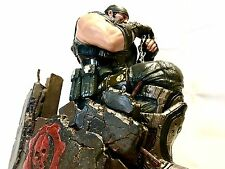 Gears of War 3 Collectors Epic Limited Edition •Marcus Fenix Statue• Gun-less