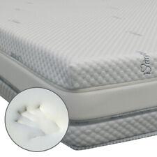 Materasso SINGOLO ortopedico anallergico sfoderabile 23 cm Memory foam SYLVIA