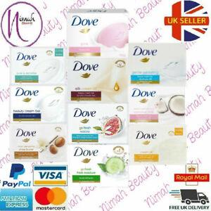 DOVE ORIGINAL Beauty Cream Bar SOAP Full Range