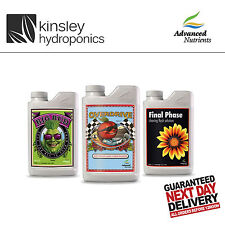 Big Bud Overdrive Final Phase Expert Kit Advanced Nutrients Kinsley Hydroponics