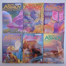 ISAAC ASIMOV SCIENCE FICTION 1/6 SERIE COMPLETA TELEMACO STATO PIU' CHE OTTIMO