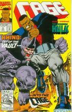 Cage # 9 (Guest: Incredible Hulk) (États-Unis, 1992)