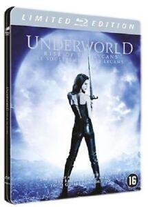 Underworld - Rise Of The Lycans blu ray Steelbook ( NEW ) REG B
