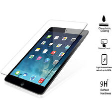 Tempered Glass Screen Protector for iPad Mini, Olephobic Coating -9H