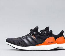 Adidas Ultra Boost 2.0 Miami PE. size 14. Black Green Orange. BB0801. LTD nmd ok