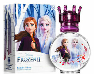 Perfume Disney Frozen II Elsa Anna For Girls And Girls EDT 30ml+Samples