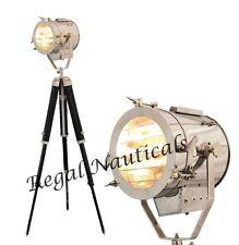 Vintage Cinema Studio Floor Lamp Nautical Searchlight Modern Floor Lamp Decor