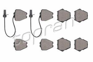 kit de plaquettes de frein avant Audi A6 4B5 4B2 VW Passat 3B3 3B6 4B0698151S