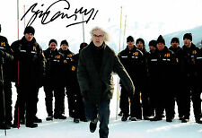 Billy CONNOLLY SIGNED Autograph 12x8 Photo AFTAL COA X-Files