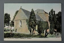 R&L Postcard: Old Norman Church Studland nr Swanage JWS 136 J Welch