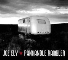 JOE ELY CD - PANHANDLE RAMBLER (2015) - Digipak - RACK 'EM RECORDS