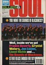 The Sounds of Blackness Blues & Soul 1991    Lionel Richie    Frankie Beverly
