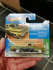 Hot wheels CUSTOM '62 CHEVY 2011 Super Treasure short card